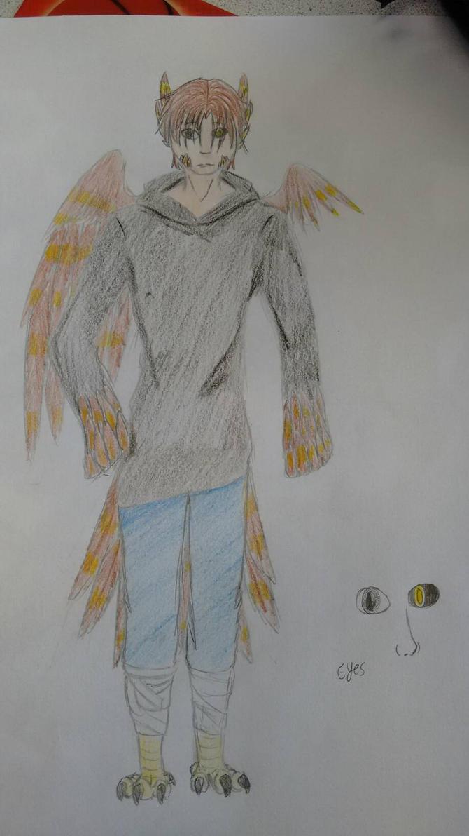 Elnemass reference by ravensaravengirl