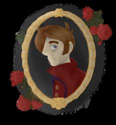 Alfred Portrait by ravensaravengirl