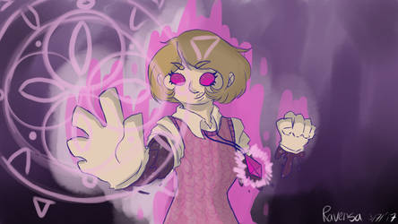 Magic Circle by ravensaravengirl