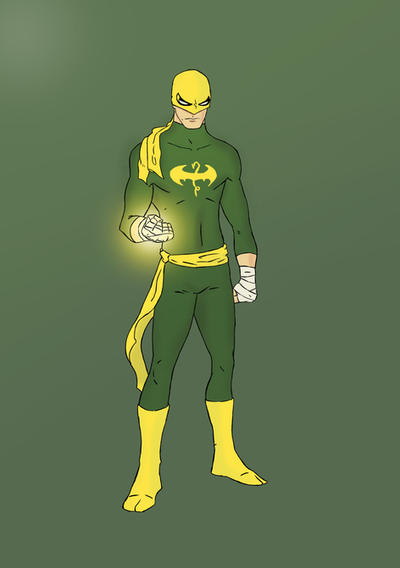 Sexy...i feel danny rand iron fist love sex