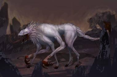 Creature Design by Nexy-Naya