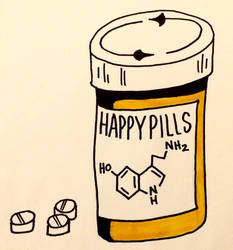 Happy Pills by MorrisonMedia