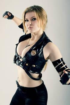Mortal Kombat : Sonya Blade