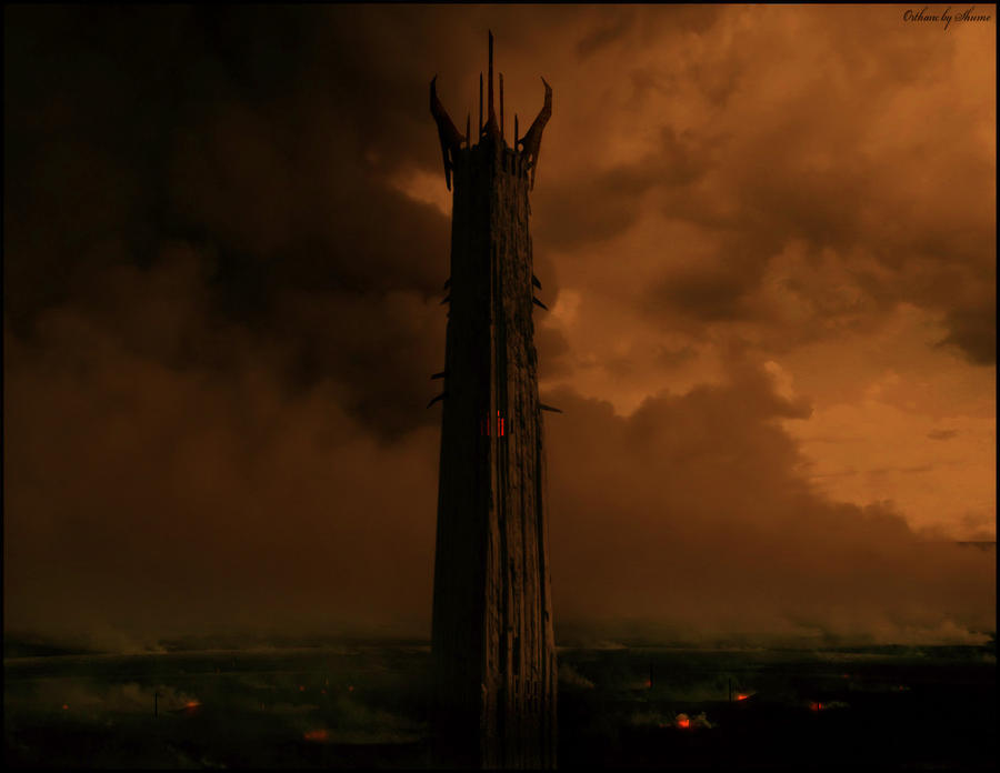 Description de Uliima-Buurz Orthanc_by_shume_1