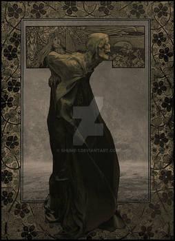 OLD DEATH-Art Nouveau