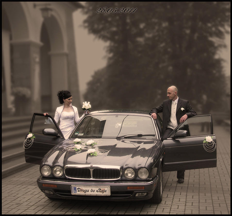 shume's wedding by SHUME-1