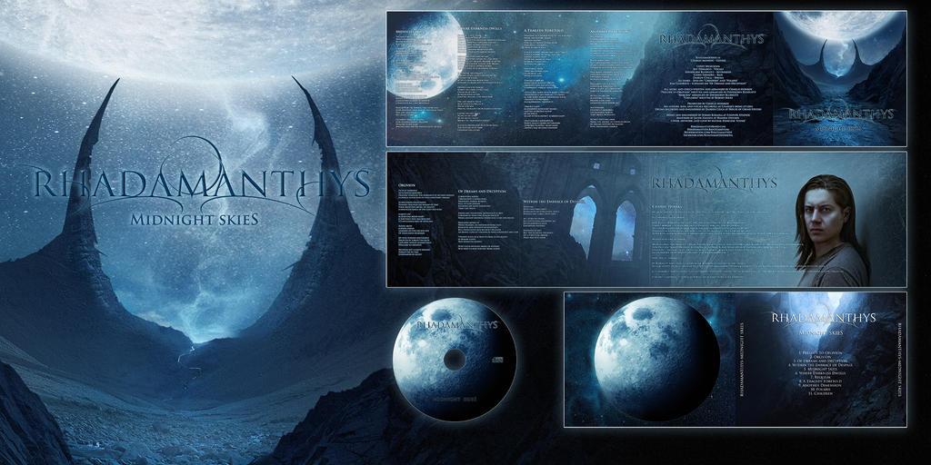 RHADAMANTHYS -Midnight Skies - full layout by SHUME-1