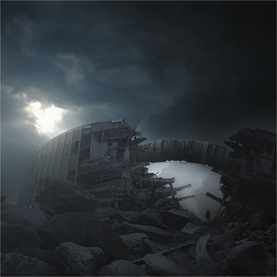 the Ruins by SHUME-1