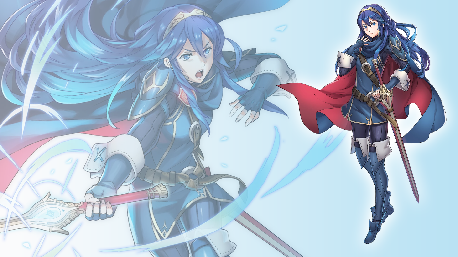 Fire Emblem Lucina Wallpaper By Jesterat On Deviantart