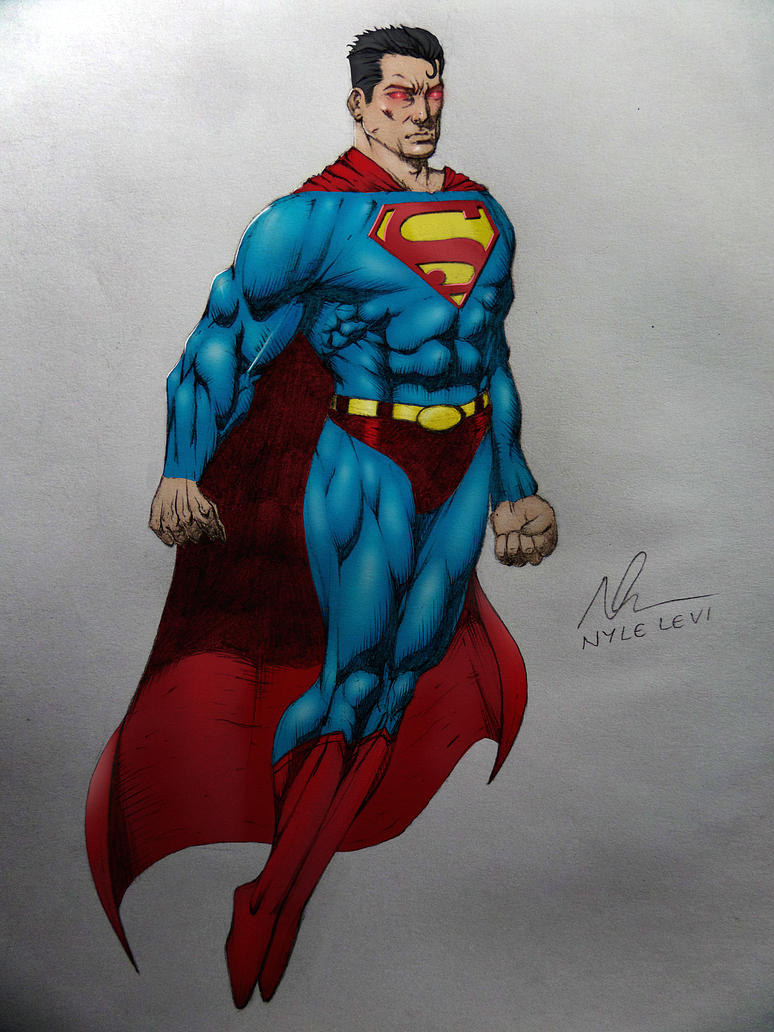 Superman by NyleLevi