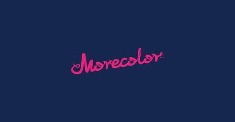 Morecolor logo by morecolor