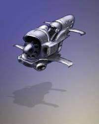 Vehicle by pseudopod