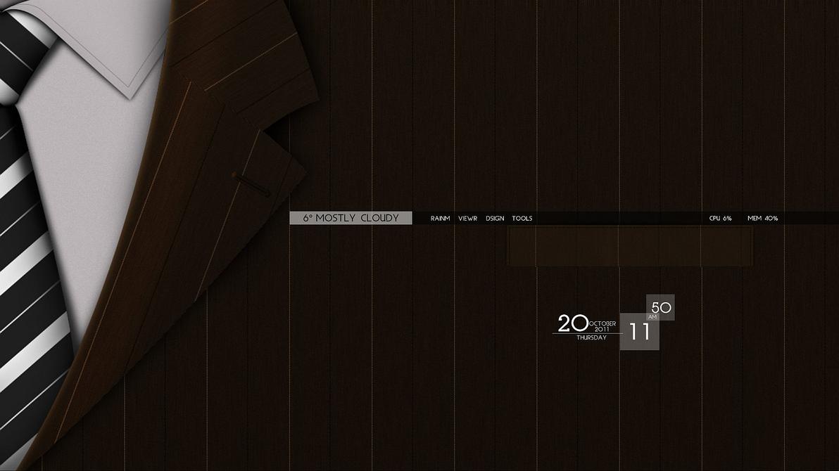 Brown Suit by joerg285