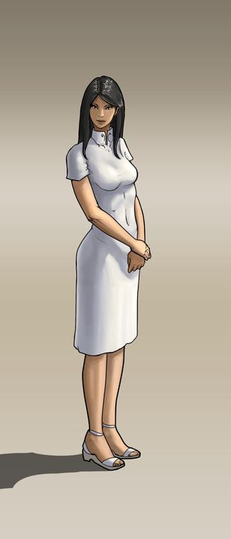 Doctor Emiline Choi by Firestalker5