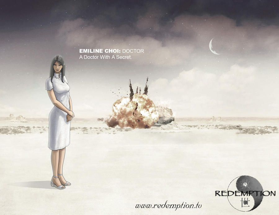 Doctor Emiline Choi 2 by Firestalker5