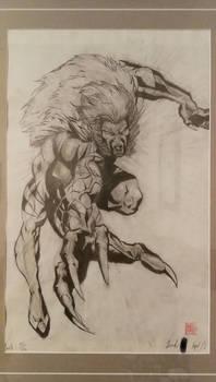 IMG: Victor Creed/Sabretooth [Marvel Comics]