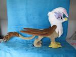 Gilda of Griffonstone Plushie! [SOLD]