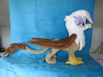 Gilda of Griffonstone Plushie! [SOLD]