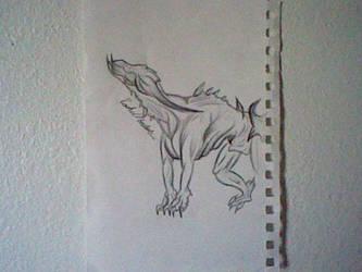 Demon Dog 2 by RachelRage