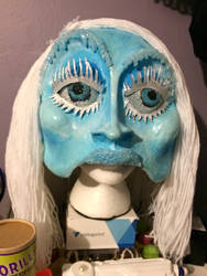 Ice Queen Mask by KNuhn