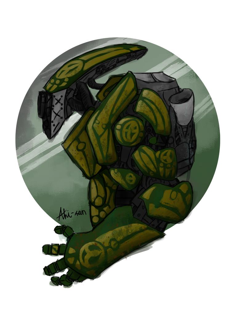 Robo Solder by Aki-san333