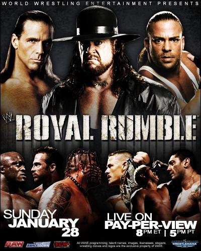 Royal Rumble (2014) - Wikipedia, the free encyclopedia