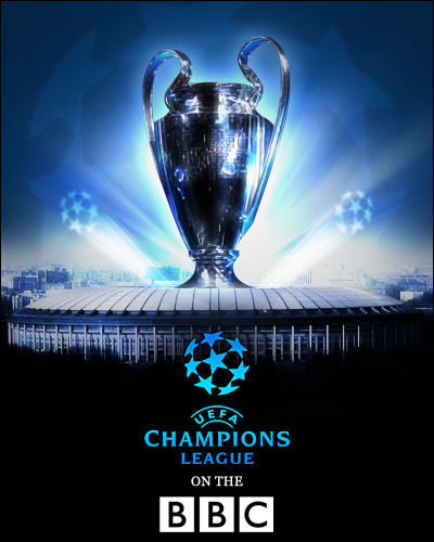 BBC Champions League Poster by alldawson on DeviantArt