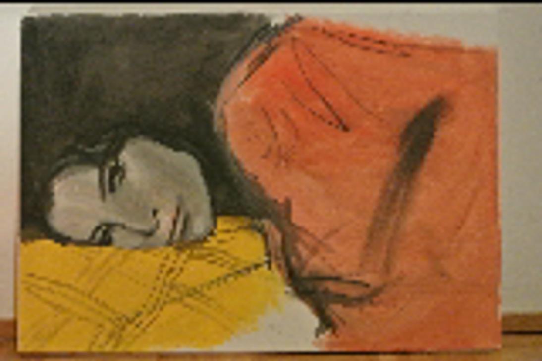 Sleeping Amy by TheRealDarkRevan