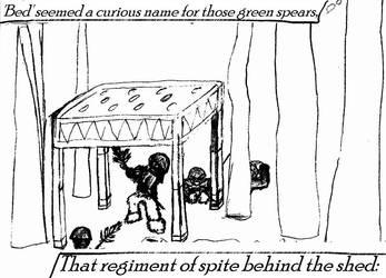 'Nettles' Regiment of Spite