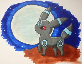 Moonlight~ by LyraNyanART