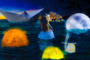 Towards the Dream Lake by WattsJohnson