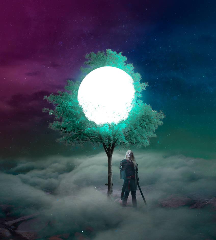 Keeper of the Moon Tree