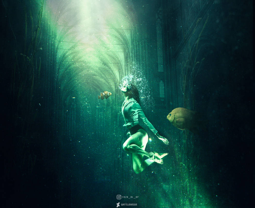 Fantasy Aquatic - 3 : Sunken Realms