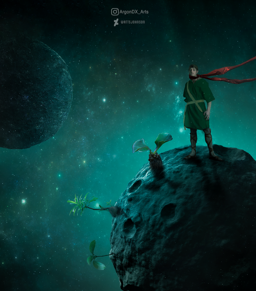 Night Tale Series - 4 : The Little Prince