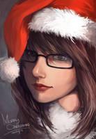 Merry Christmas by chuumink