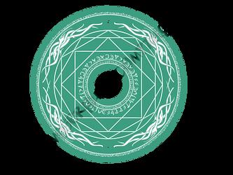 Earth Magic Circle by MyseryLuvsCompany