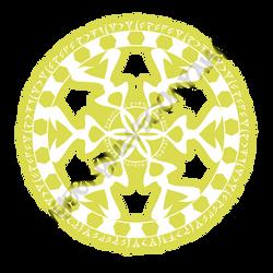 Lightning Magic Circle by MyseryLuvsCompany