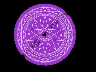Magic Circle #1 by MyseryLuvsCompany