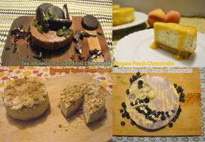 Overshadowed's Cheesecakes 2019