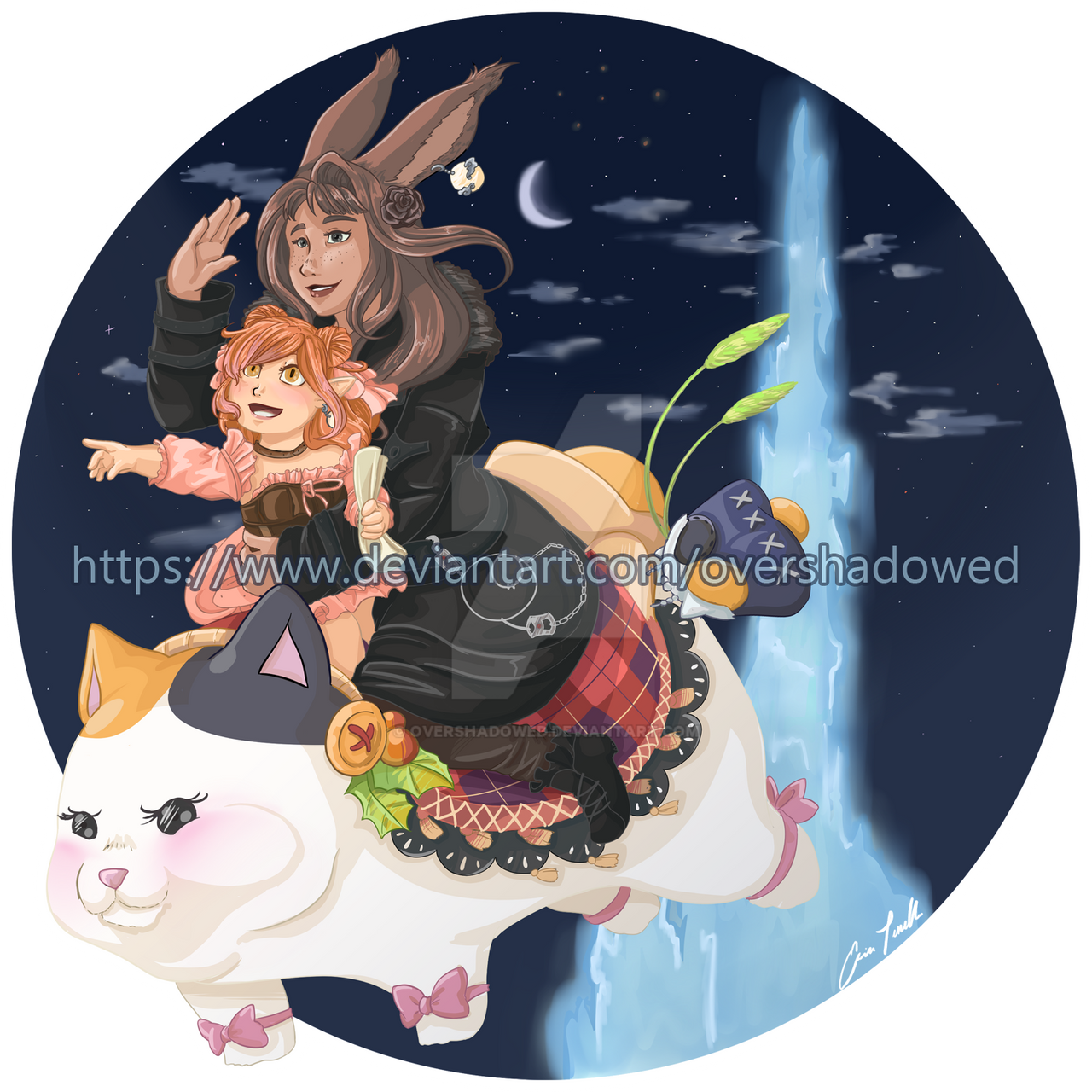 FFXIV Commission March 2020
