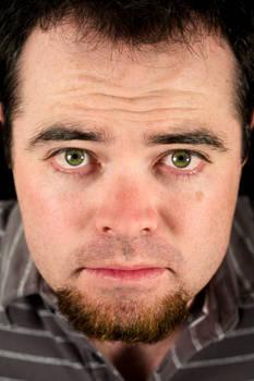 John Ruddock: Headshot 1 by flatlandbob1