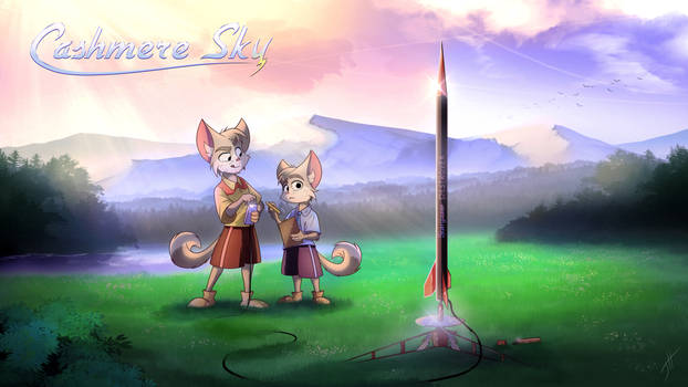 Cashmere Sky - Initialize Launch Sequence
