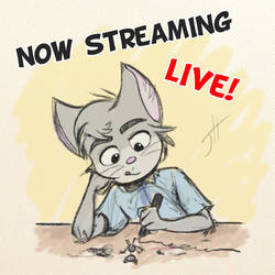 Streaming Live!