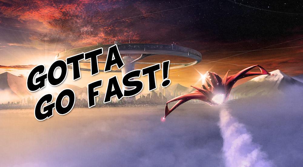 Gotta-go-fast by cashmeresky