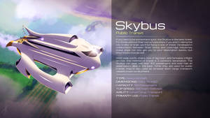 Skybus Ship 2018 Design