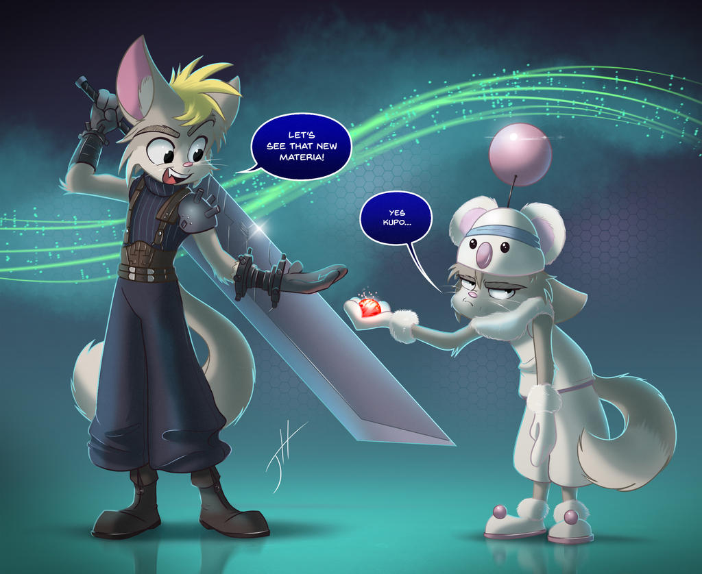 FF Adventures with Kupo