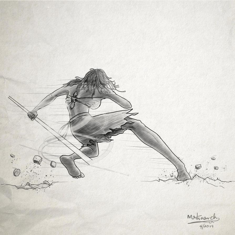 Fun Sketch by Mediaarchh