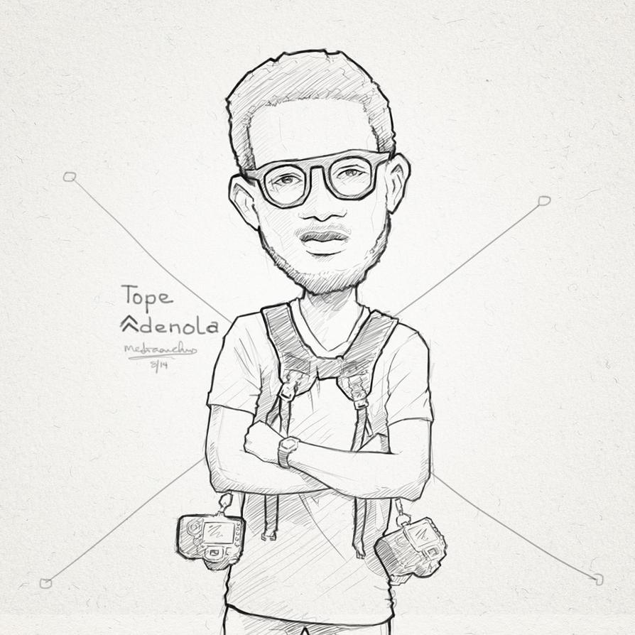 Tope Adenola by Mediaarchh