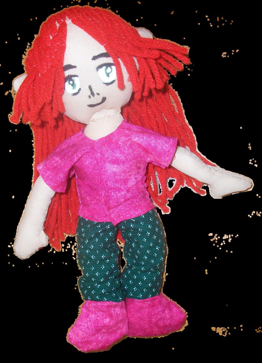 10 inch Arora Arum doll by OceanGoddess13