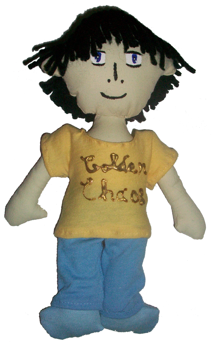 10 inch Jake Arum doll by OceanGoddess13